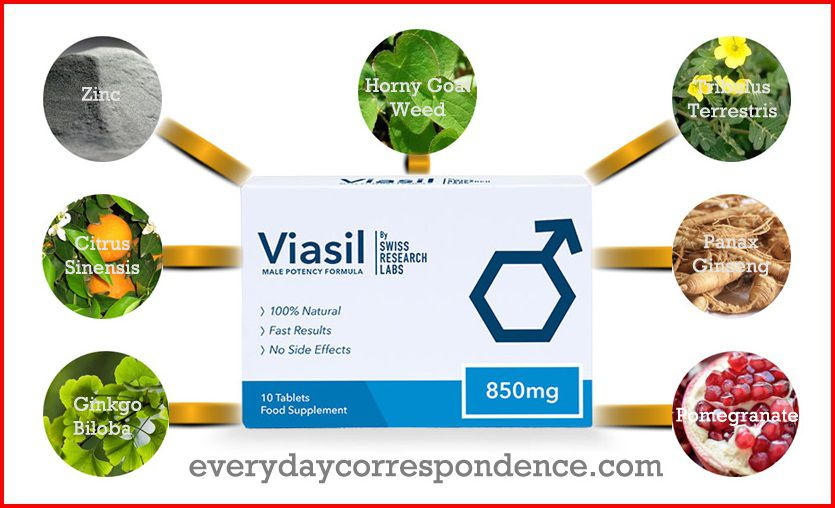 viasil ingredients